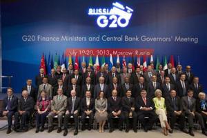 2013年G20财长与央行行长会议