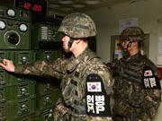 美报告称韩国考虑研发核武