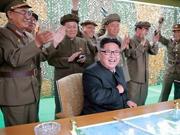朝鲜称成功试射战略火箭